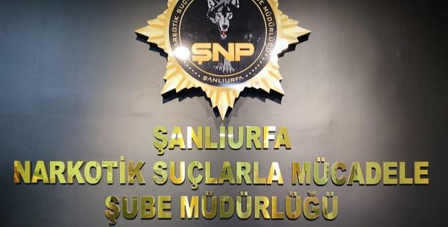 Urfa dev operasyon: 26 kişi gözaltına alındı