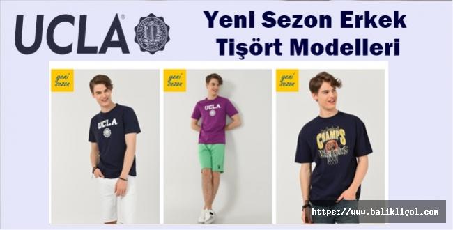 Yeni Sezon Erkek Tişört Modelleri