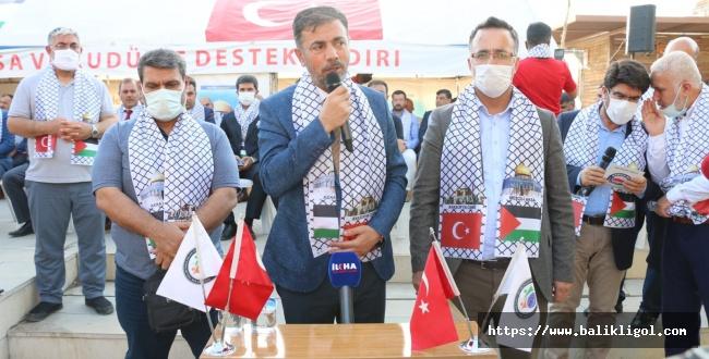 Başkan Kırıkçı: Kudüs sadece Filistin meselesi değildir