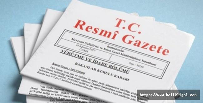 Cumhurbaşkanı Erdoğan'dan yeni atama kararı! Resmi Gazetede Yayımlandı