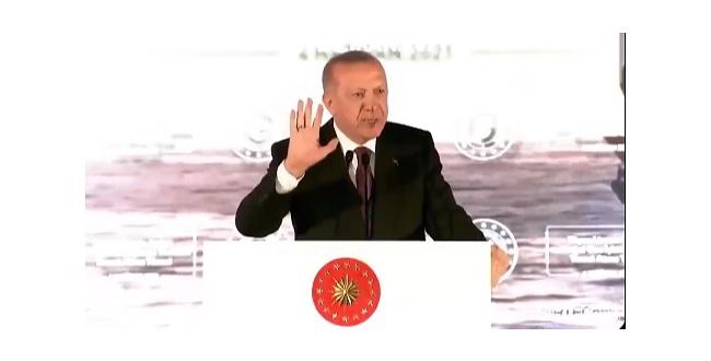 Erdoğan, Türkiye'nin beklediği müjdeyi açıkladı: 135 milyar metreküplük yeni doğalgaz bulundu