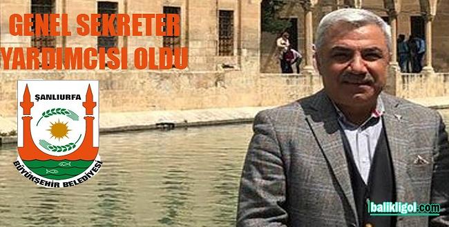 Genelsekreter Yardımcısı Selami Yıldız görevi bıraktığını açıkladı