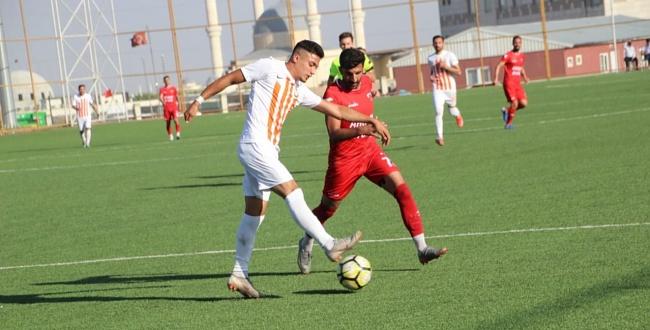 Şanlıurfa Büyükşehir Belediyespor 1-0 Viranşehir Sanayispor