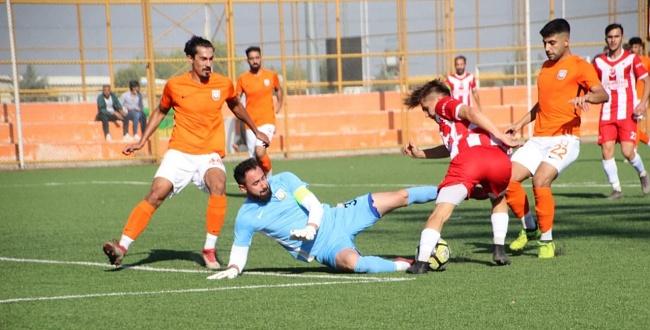 Şanlıurfa Büyükşehir Belediyespor - Elbistanspor 3-1