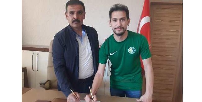 Şanlıurfaspor orta saha oyuncu Sefer Kanıtemiz'i transfer etti