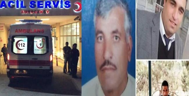 Suruç'taki Kavgada Öldürülen Baba ve 2 Oğlu Toprağa Verildi