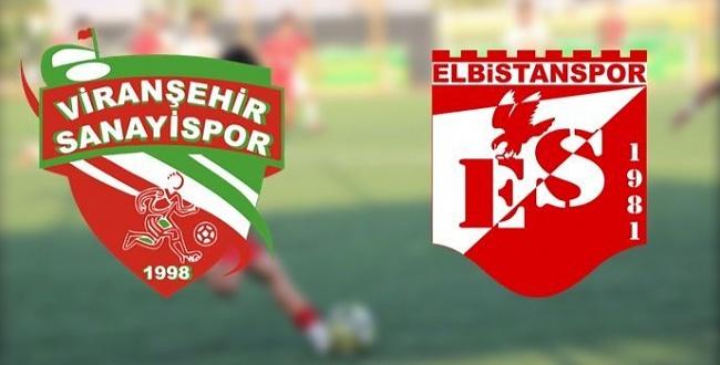 Viranşehir Sanayispor Elbistanspor 5 - 0