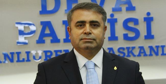 DEVA İl Başkanı Tüysüz: Ranta kurban etmeyin