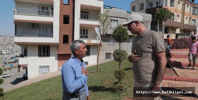 Eyyübiye Belediye Başkanı Kuş, Yapımı İçin Talimat Verdi
