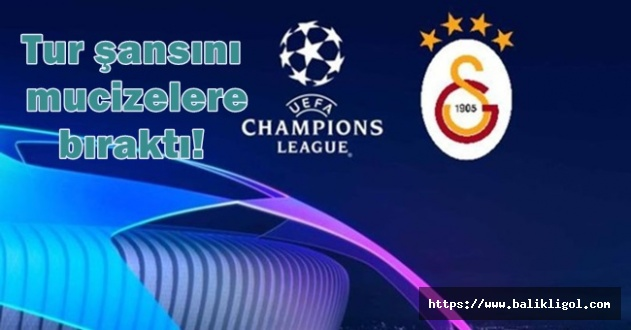 Galatasaray Hollanda Takımının Karşısında Dağıldı