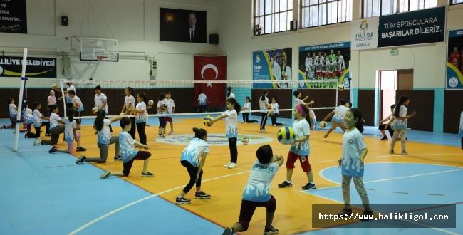 Gençlere Müjde! Yaz Spor Okulları Başlıyor