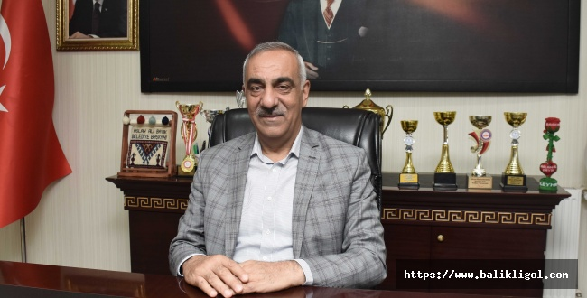 Hilvan Belediye Başkanı Bayık'tan Kurban Bayramı Mesajı