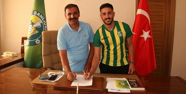 Şanlıurfaspor Vedat Bora'yı transfer etti