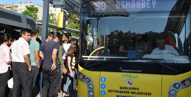 Urfa'da otobüslerde klimalar açılacak mı? İşte cevabı