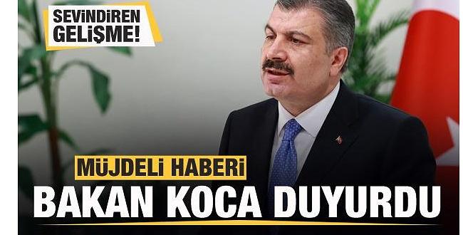 Bakan Koca'dan Urfa Tweeti:  80 ilden sana selamlar, sevgiler Şanlıurfa!'
