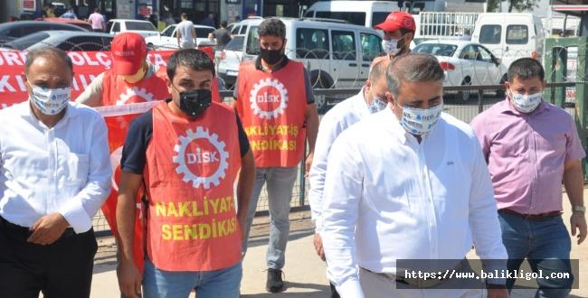 DEVA Partisi İl Başkanı Türsüz TÜVTÜRK'e sert çıktı