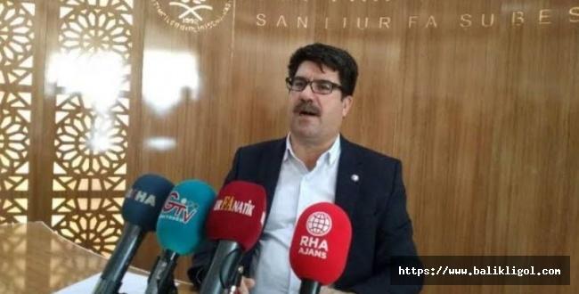 İbrahim Coşkun: Türkiye'mizin ciğerleri yanıyor, yüreğim kanıyor