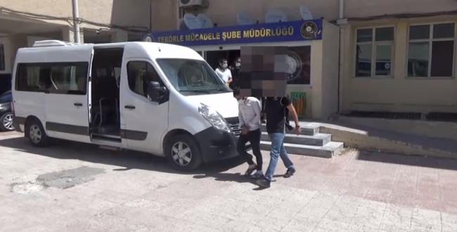 PKK/KCK-PYD/YPG operasyonu: 3 kişi tutuklandı