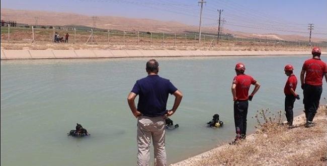 Şanlıurfa'da sulama kanalı iki can daha aldı