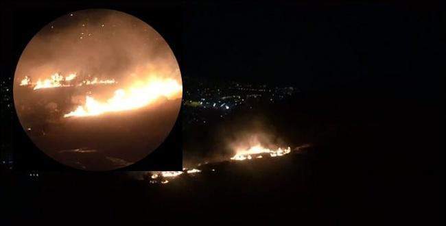 Şanlıurfa'da yangın çıkaran 3 şüpheli gözaltına alındı