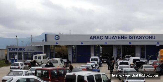 Vatandaş Urfa'da Araç Muayene İstasyonu yoğunluğuna isyan ediyor