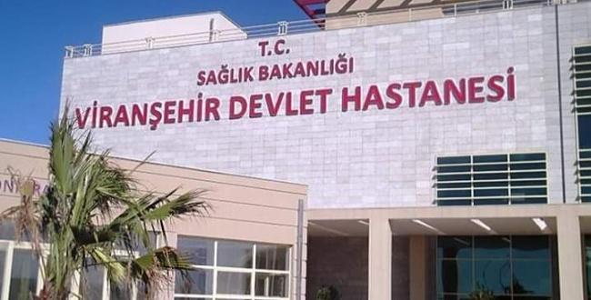 Viranşehir'de otomobil takla attı: 3 yaralı
