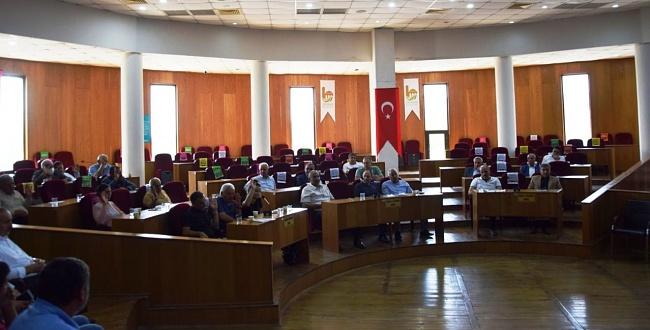 Viranşehir'in o imar planı mecliste kabul edildi