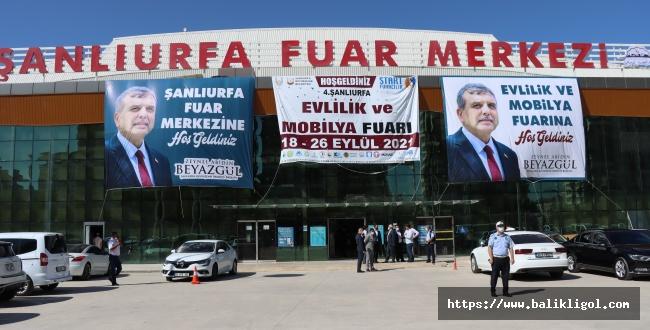 Anadolu'nun En Büyük Fuarı Urfa'da Açıldı