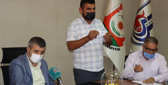 Büyükşehir, Şuski'de Çalışacak 6 Şoförü Canlı Yayında Kurayla Belirledi