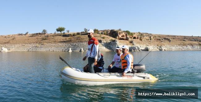 Hilvan'da Avrupa Hareketlilik Haftası'nda Olta Balıkçıları Buluştu