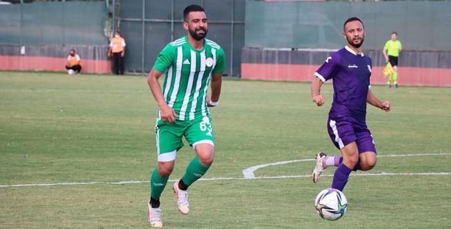 Karaköprü Belediyespor - Orduspor : 1-1