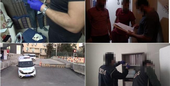 Şanlıurfa'da DEAŞ Operasyonu: 5 Gözaltı