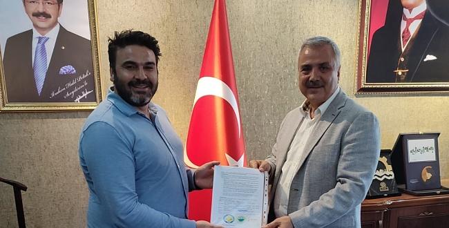 Şanlıurfa Organize Sanayi Bölgesi Arasında Ortak Proje İmzalandı