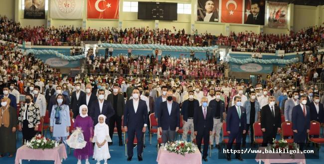 Şanlıurfa'da TÜGVA Yaz Okulu Kapanış Programı Bilal Erdoğan'ın Katılımıyla Yapıldı