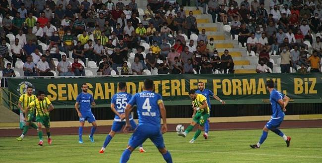 Şanlıurfaspor 1 - 0 Ankara Demirspor