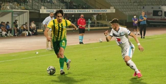 Şanlıurfaspor Karacabey Belediyespor 3 - 2