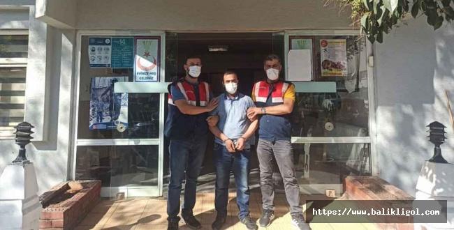 Urfa Jandarma firar eden zanlıyı kıskıvrak yakaladı