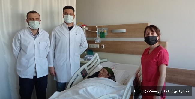 Urfa'da İleri Evre Dudak Kanseri Ameliyatı Başarıyla Yapıldı