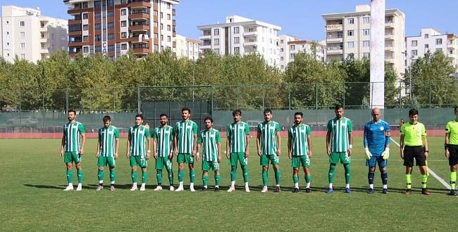 Büyükçekmece Tepecikspor 0 - 0 Karaköprü Belediyespor
