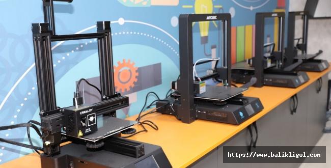 El Battani Teknoloji ve Bilim Merkezi Yarın törenle açılıyor