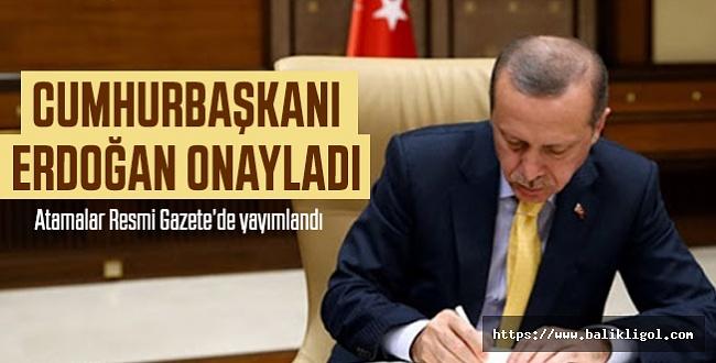 Erdoğan 3 Üniversiteye Yeni Rektör Atadı