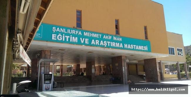 Mehmet Akif İnan Hastanesi Başhekimliğinden olaya ilişkin açıklama...