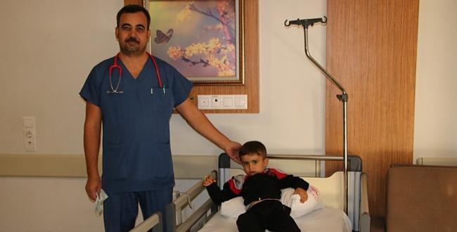 Şanlıurfa Eğitim ve Araştırma Hastanesinde başarılı operasyon