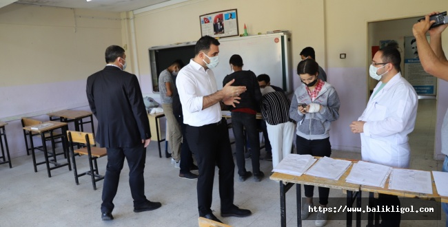 Urfa'da Covid-19 aşılama seferberliği devam ediyor