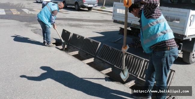 Urfa'da kışa hazırlık! Mazgal temizliği başlatıldı