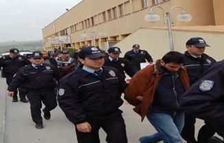 Sahte Hakim, Savcı, Polis çetesine operasyon; 7 tutuklama VİDEO