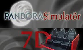 Pandora Similatör 7D için Bayilik Veriyor
