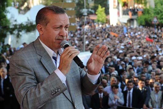 Erdoğan Silopi'de Vatandaşlara Sert çıkıştı!