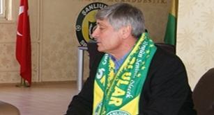 Raşit Çetiner, ilk maçta Şanlıurfaspor taraftarını üzdü