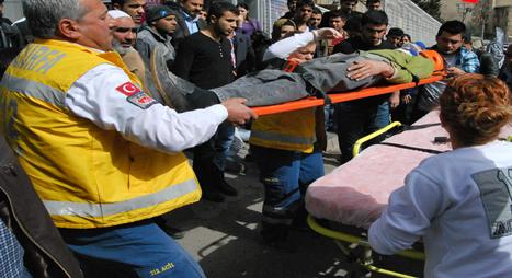 Şanlıurfa'da Trafik Kazası; 2 Yaralı VİDEO